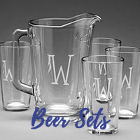 Personalized Beer Sets